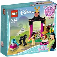 Mulan`s trainingsdag Lego