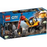 Krachtige mijnbouwsplitter Lego