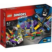 Joker Batcave aanval Lego