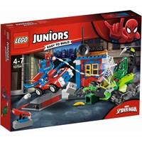 Spider-Man vs. Scorpion straatduel Lego
