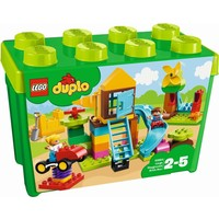 Opbergdoos Grote speeltuin Lego Duplo