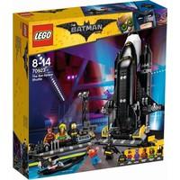 De Bat-Space Shuttle Lego