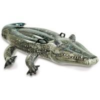 Alligator opblaasbaar Intex 170x86 cm