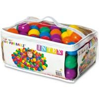 Ballenbak ballen Intex gekleurd 6 cm 100 stuks