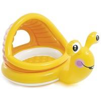 Zwembad opblaasbaar baby Intex slak 145x102x74 cm