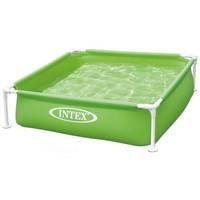 Zwembad Intex groen 122x122x30 cm