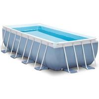 Zwembad Intex: 400x200x100 cm + filter