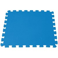Vloertegels Intex: 8 stuks 50x50x1 cm