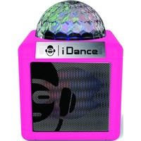Bluetooth Party Cube iDance Nano CN-2 roze