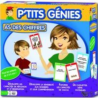 Ptits Genies: As des chiffres