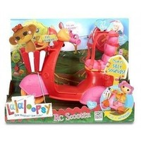 Scooter Lalaloopsy RC rood