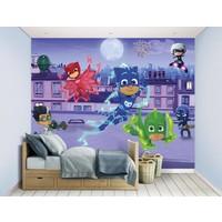 Behang PJ Masks Walltastic 245x305 cm