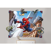 Behang Spider-Man 3d Walltastic 121x152x15 cm