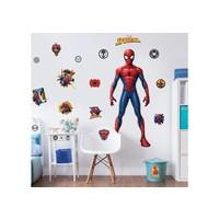 Muursticker Spider-Man Walltastic 122 cm
