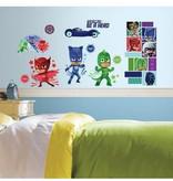 Shimmer & Shine Muursticker PJ Masks RoomMates