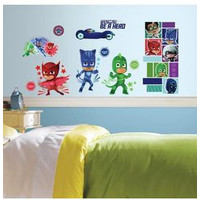 Muursticker PJ Masks RoomMates