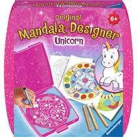 Mandala Designer Mini: eenhoorn