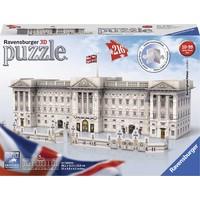 Puzzel Buckingham Palace London 3d: 216 stukjes