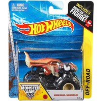 Monsterjam 1:64 Hotwheels: Mega-Wrex