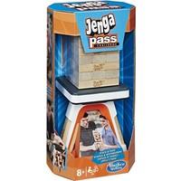 Jenga: pass challenge