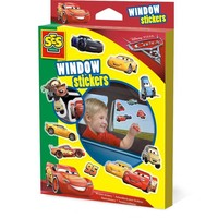 Raamstickers SES: Cars 3