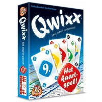 Kaartspel Qwixx