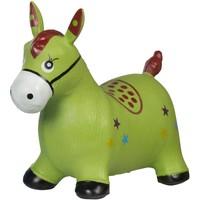 Skippy paard groen Eddy Toys 49x43x28 cm