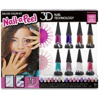 Deluxe set Nail-A-Peel: Color
