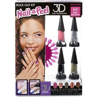 Themaset Nail-A-Peel: Rock Out
