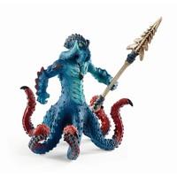 Monster kraken met wapen Schleich