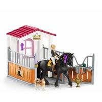 Horse Club Tori en Princess Schleich