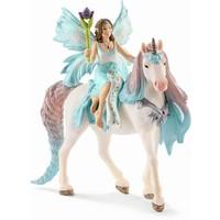 Elf Eyela met prinses eenhoorn Schleich