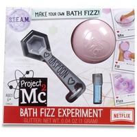 Experiment Bath Fizz Project Mc2 Pink