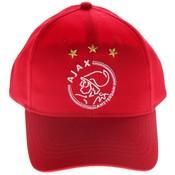 Cap ajax senior rood