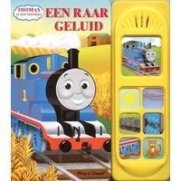 Geluidenboek Thomas: Een raar geluid