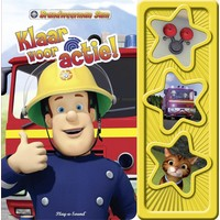Geluidenboek Brandweerman Sam: Actie