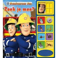 Geluidenboek Brandweerman Sam: Zoek