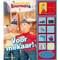 Geluidenboek Buurman en Buurman: Voor mekaar