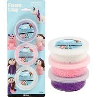 Foam Clay Creotime 3x14 gram