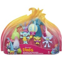 Action figure Trolls multipack: Wild Hair
