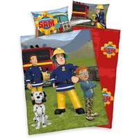 Dekbed Brandweerman Sam ledikant