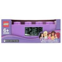 Wekker LEGO Friends paars