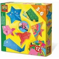 Ik leer origami kleuren SES