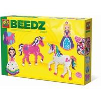 Beedz strijkkralen SES: eenhoorns en prinsesjes