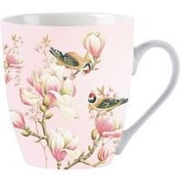 Mok JBS magnolia en vogels