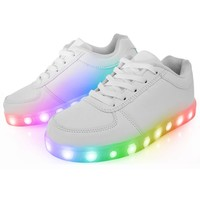 DiscoSneakers LED Party FunLights Laces: