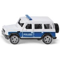 Mercedes Benz AMG G65 politie auto SIKU