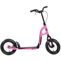 Step Dino Bikes urban crossover pink
