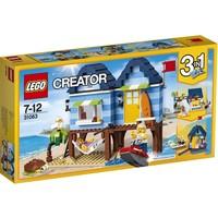 Strandvakantie Lego