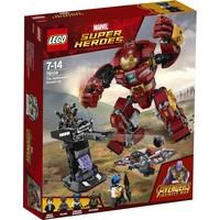 Het Hulkbuster duel Lego